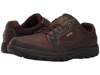 Rockport Trail Technique Waterproof Oxford Dark Brown Men's Shoes