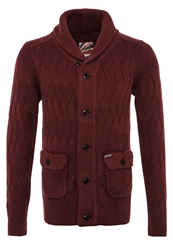 Pepe Jeans Bawer Cardigan Currant Bordeaux