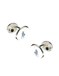Polo Ralph Lauren Polo Player Cufflinks Blue