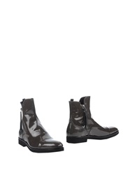Bruno Bordese Ankle Boots Lead