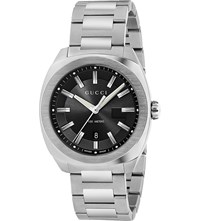 Gucci Ya142301 Gg2570 Stainless Steel Watch