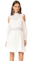 Cinq A Sept Shahla Dress Ivory Black