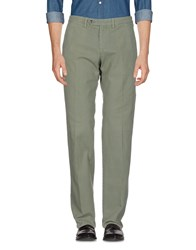 Jey Coleman Cole Man Casual Pants Military Green