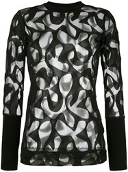 By Malene Birger 'Urulla' T Shirt Black