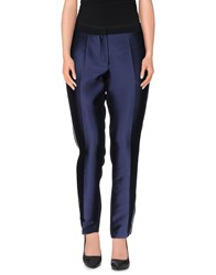 Aquilano Rimondi Aquilano Rimondi Trousers Casual Trousers Women Dark Blue