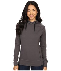 Black Diamond Dawn Wall Hoodie Slate Women's Sweatshirt Metallic