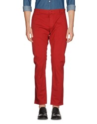Beverly Hills Polo Club Trousers Casual Trousers Red