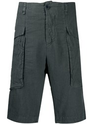 Transit Cargo Shorts Grey