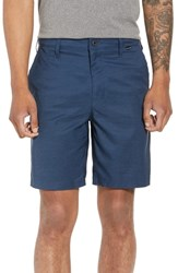Hurley Dri Fit Shorts Obsidian