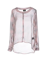 Dr. Denim Jeansmakers Shirts Shirts Women Pastel Pink