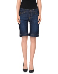 Jacob Cohen Jacob Coh N Denim Bermudas Blue