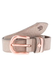 Tom Tailor Denim Belt Grey Taupe