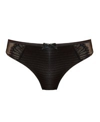 Ultimo Rhea Thong Black