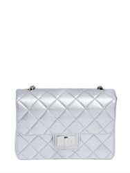 Designinverso Milano Quilted Effect Pvc Shoulder Bag