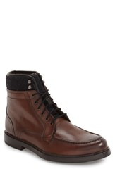 Ted Baker Men's London 'Hickut' Moc Toe Boot Brown