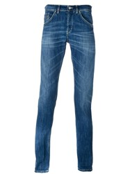 Dondup 'Ritchie' Skinny Fit Jeans Blue