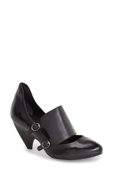 Max Studio 'Beau' Cuff Pump Women Black