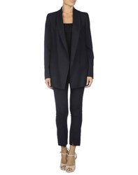 Tonello Suits And Jackets Outfits Women Dark Blue