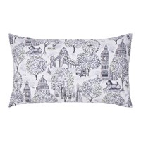 Cath Kidston London Toile Pillowcases Set Of 2