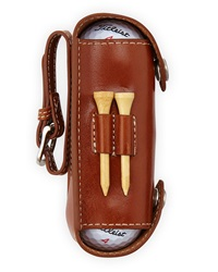 Neiman Marcus Leather Golf Case Harness