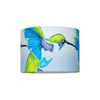 Anna Jacobs Sipping Nectar Lampshade Medium