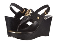 Guess Marcina Black Synthetic Women's Wedge Shoes