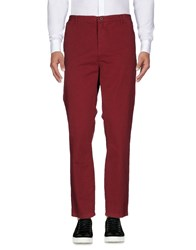 Scout Casual Pants Maroon