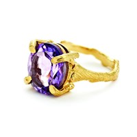 Chupi Drop In The Wild In Amethyst And Gold