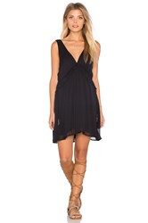Free People Forget Me Knot Dress Black