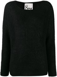 8Pm Ribbed Knit Slouchy Sweater 60