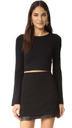 Nicholas Milano Sweater Black