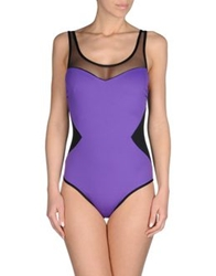 Fisico Cristina Ferrari One Piece Suits Beige