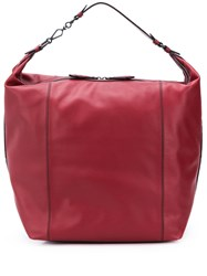 Bottega Veneta Mi Ny Tote Bag Red