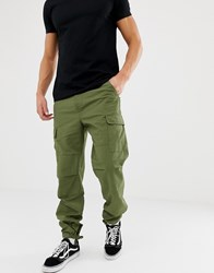 Obey Recon Cargo Trousers Green