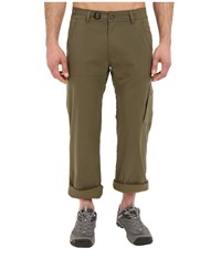 Prana Stretch Zion Pant Cargo Green Men's Casual Pants