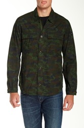 Relwen Cpo Jacket Green