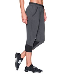 Under Armour Sport Ankle Cropped Pants Grey