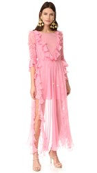 Preen Elvira Dress Powder Pink