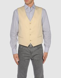Massacri Suits And Jackets Waistcoats Men Beige
