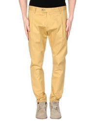 Neill Katter Casual Pants Sand