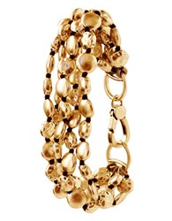 Lucky Brand Layered Chain Bracelet Gold
