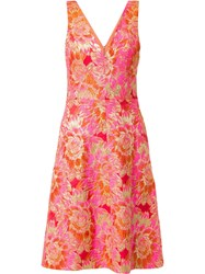 Ginger And Smart Floresecence Dress Pink