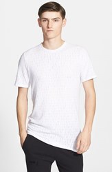 Men's Drifter 'Pompeii' Burnout Knit T Shirt