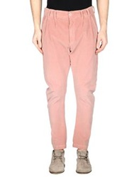Dandg D And G Casual Pants Pastel Pink