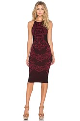Free People Only One Bodycon Dress Burgundy