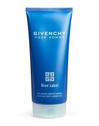 Givenchy Pour Homme Blue Label Hair And Body Shower Gel 6.7 Fl. Oz. No Color