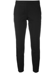 Theory Slim Fit Trousers Black