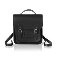 The Cambridge Satchel Company Women's Small Portrait Backpack Black