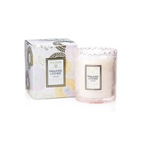 Voluspa Japonica Limited Edition Scalloped Candle Panjore Lychee