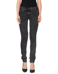 S.O.S By Orza Studio Denim Denim Trousers Women Steel Grey